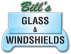 Bill's Glass & Windshields Logo
