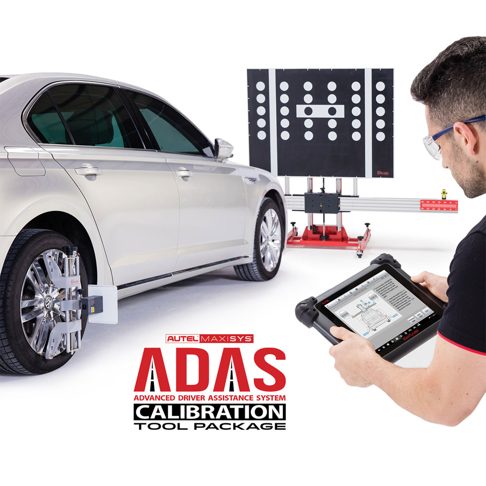 ADAS Windshield Camera Calibration