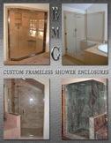 Custom Shower & Tub Doors