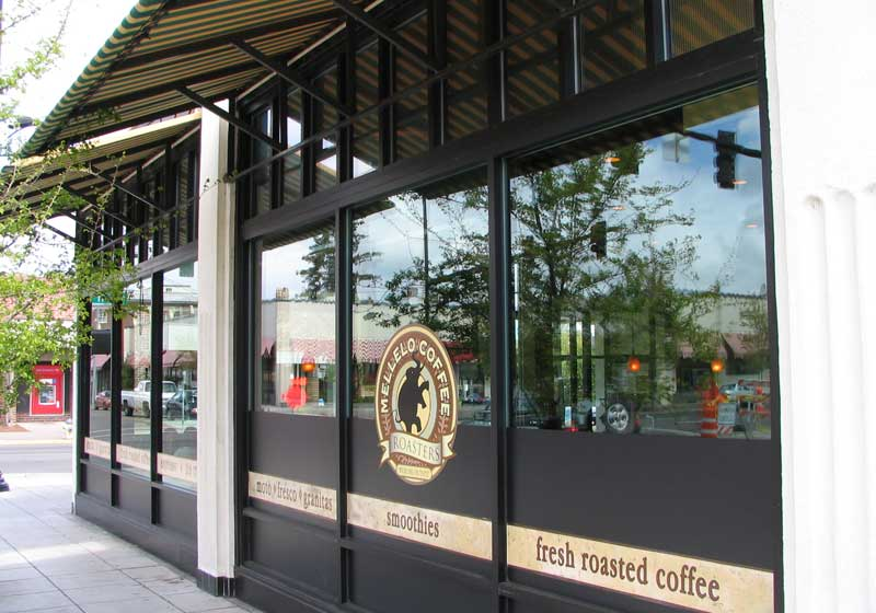 Mellelo Coffee, Central Medford Location