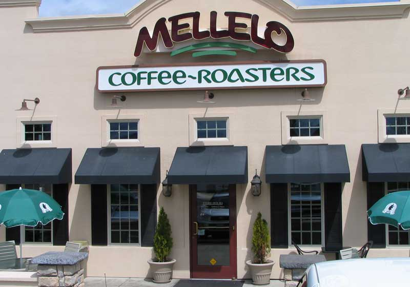 Mellelo Coffee, North Medford Location